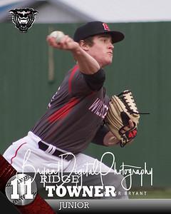 #11 Ridge Towner