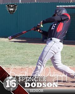 #15 Spencer Dodson