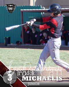 #3 Tyler Michaelis