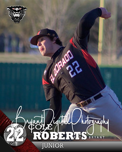 #22 Cole Roberts