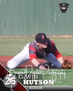 #25 Gavin Hutson
