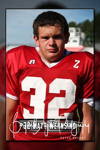 #32 Matt Wernsing