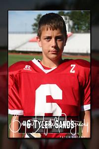 #6 Tyler Sands