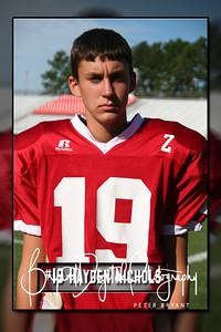 #19 Hayden Nichols