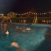 24 hour swim festival - day and night