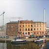 Stralsund harbour - from foggy to sunny
