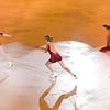 Figure skating: A jump