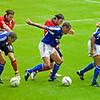 Premier League Soccer - Frankfurt against Schalke, Oct. 1st 2005