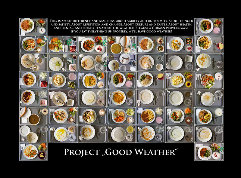 "Project ""Good Weather"" - large size version"