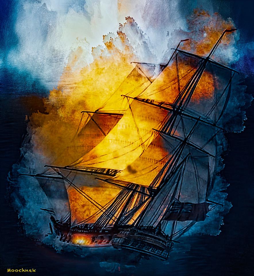 Lost Souls in The Bermuda Triangle.....
