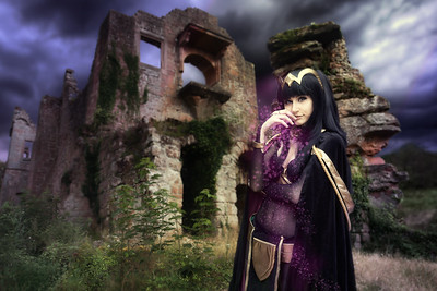 Sorceress Of The Castle