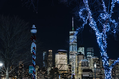 Freedom Tower After Xmas
