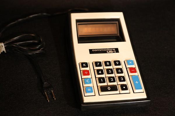 Commodore Calculators