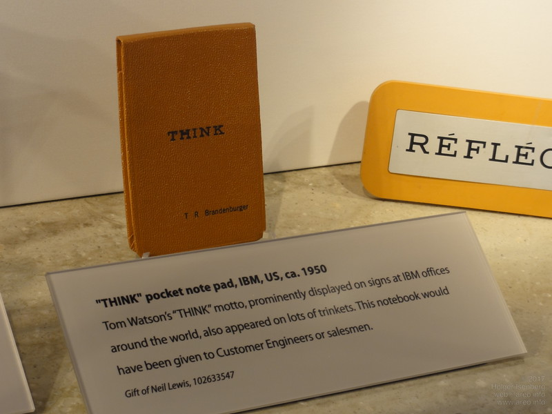 IBM Thinkpad's ancestor