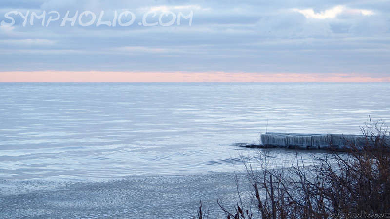 Icing On The Lake, east