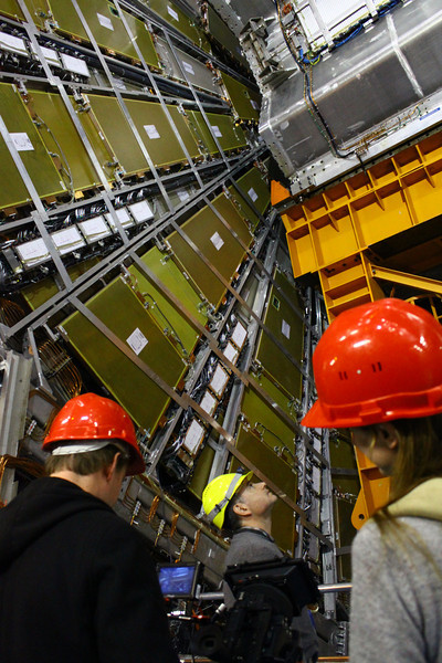 CERN ATLAS experiment