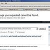Microsoft Search Page