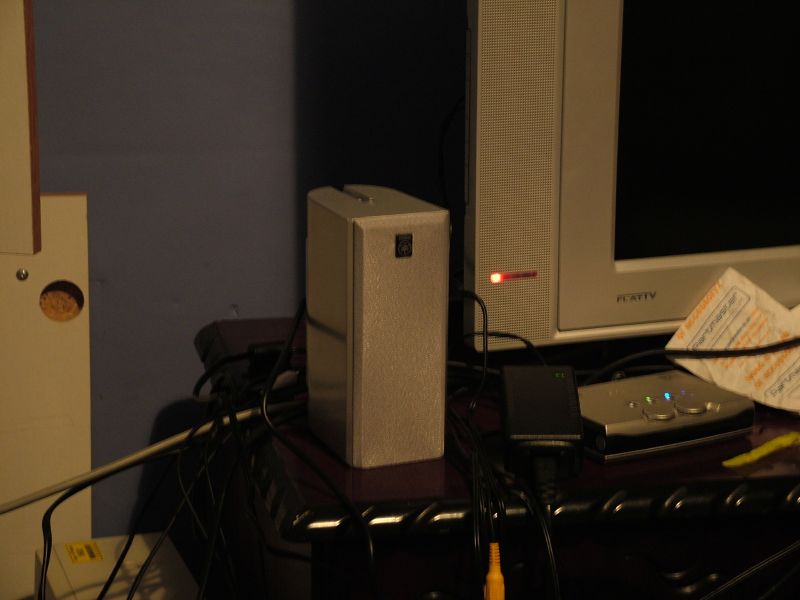 front left speaker