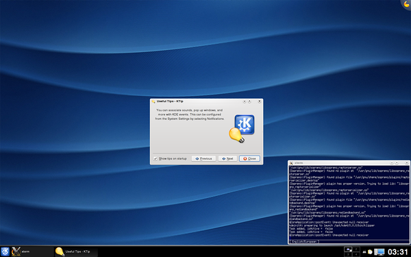 KDE4 Solaris