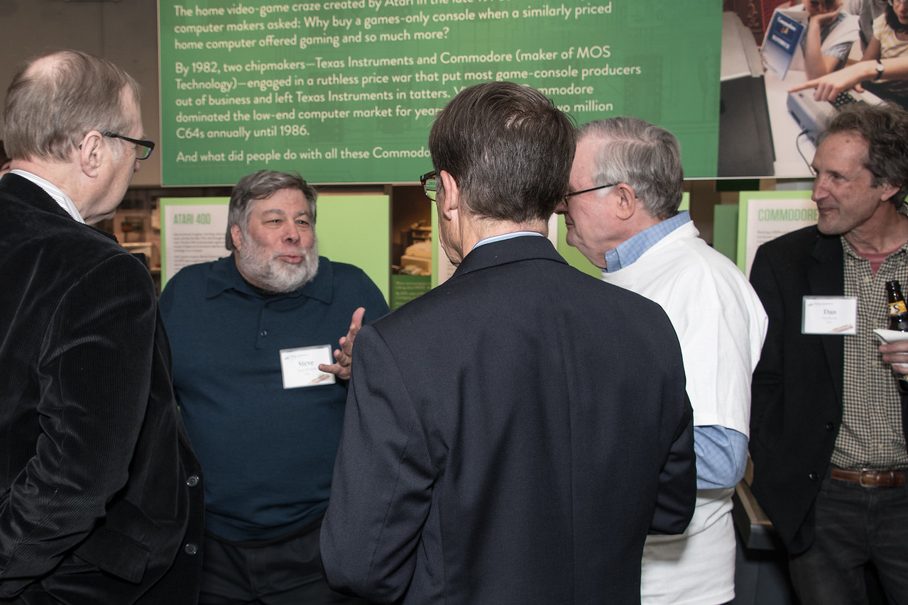 Paul, WOZ with Phil, Lee and Dan Kottke