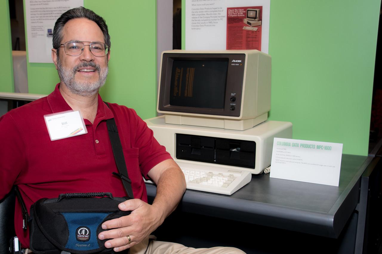 Bill Fernandez Apple #4 Retired and now avid Photographer