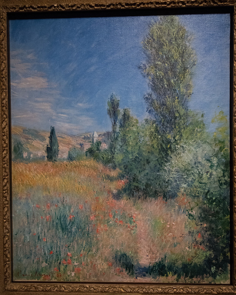 Landscape on the Ile Saint-Martin