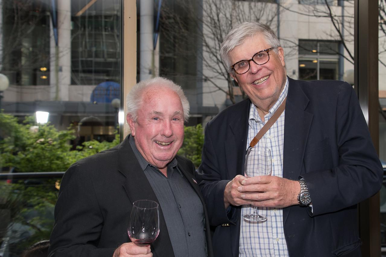 Paul and Roger Melen