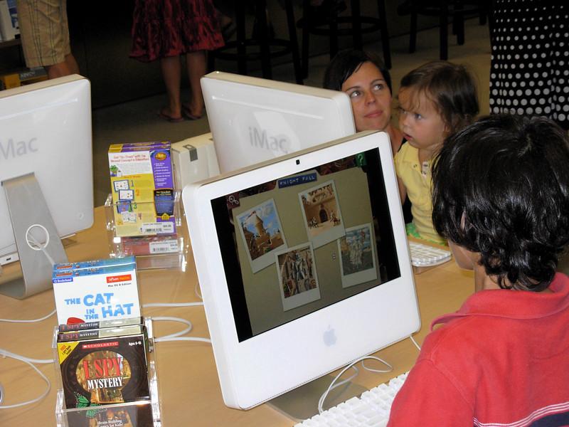 Apple Store @ the Galleria