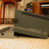 Sideview of my Kaypro 10.<br /> Bulky stuff!!