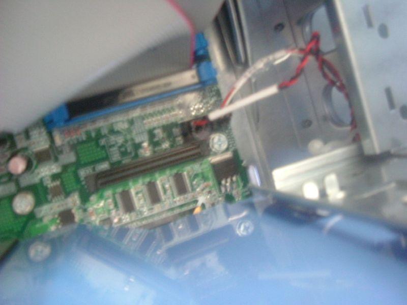 PowerEdge 1600SC Internals