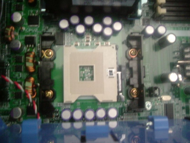 PowerEdge 1600SC Empty Socket