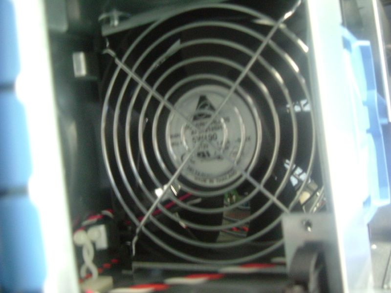 PowerEdge 1600SC Big fan on front