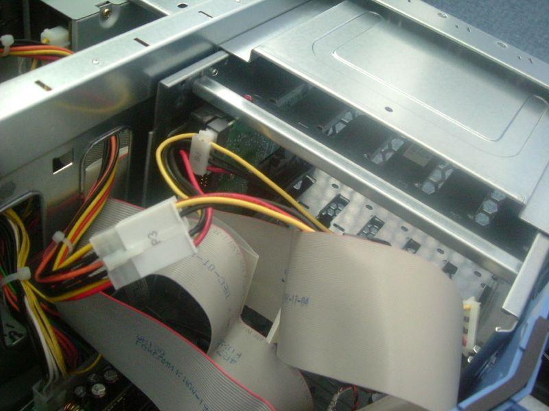 PowerEdge 1600SC Cables