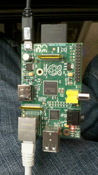 Defective Raspberry Pi