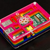 Raspberry Pi with Pibow case - top