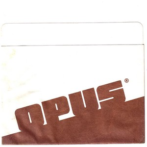 OPUS - sleeve front