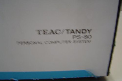 TEAC / TANDY PS-80 Personal Computer System