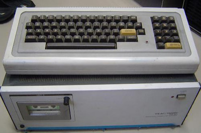 This TEAC PS-80, TRS-80 clone or compatible machine was sold on yahoo.jp auctions some years ago which is where this photo was seen.