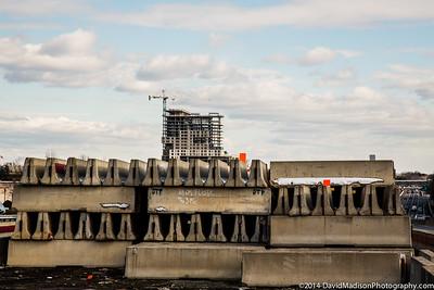 Reston Station RB4 Progress January 2015