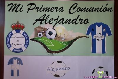 Comunión Alejandro