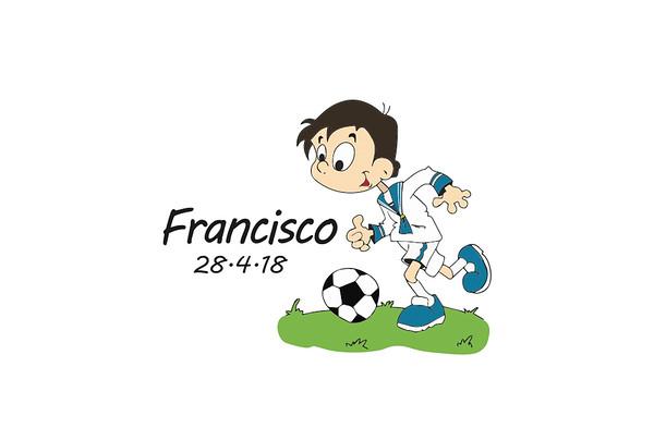 Comunión Francisco - 28 abril 2018
