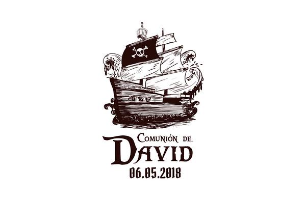 Comunión de David - 6 mayo 2018