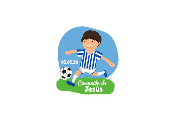 Comunión de Jesús - 5 mayo 2018