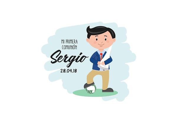 Comunión de Sergio - 28 abril 2018