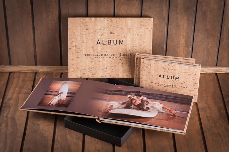 ÁLBUM PRO guillermorando.com+2 réplicas (21x15)