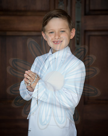 Javi's Communion Session