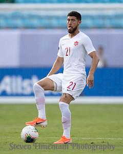 Jonathan Osorio #21