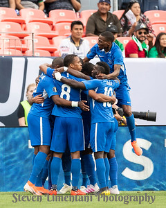 Martinique players