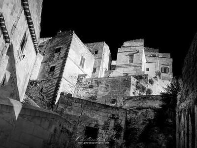 NTT4-A corner in Sassi Matera