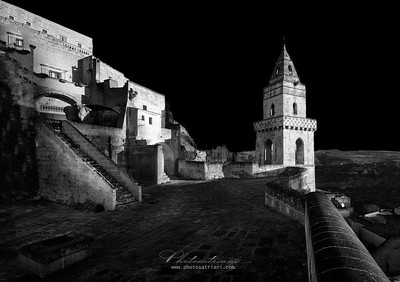 NTT1-Enchanted place in Matera Sassi